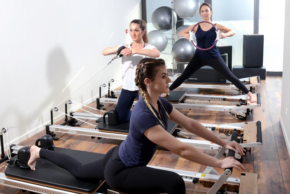 Retrouvez nous au centre du core Pilates Perpignan